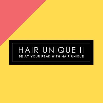 Hair Unique II <br> Website <br> Design