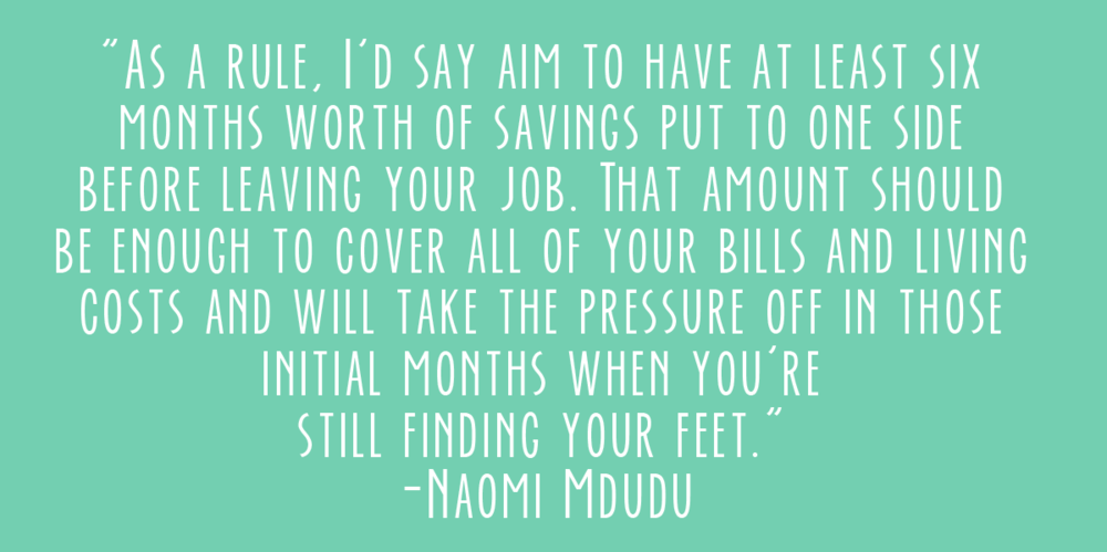 #BoldBossTribe :: Naomi Mdudu Founder of The Lifestyle Edit