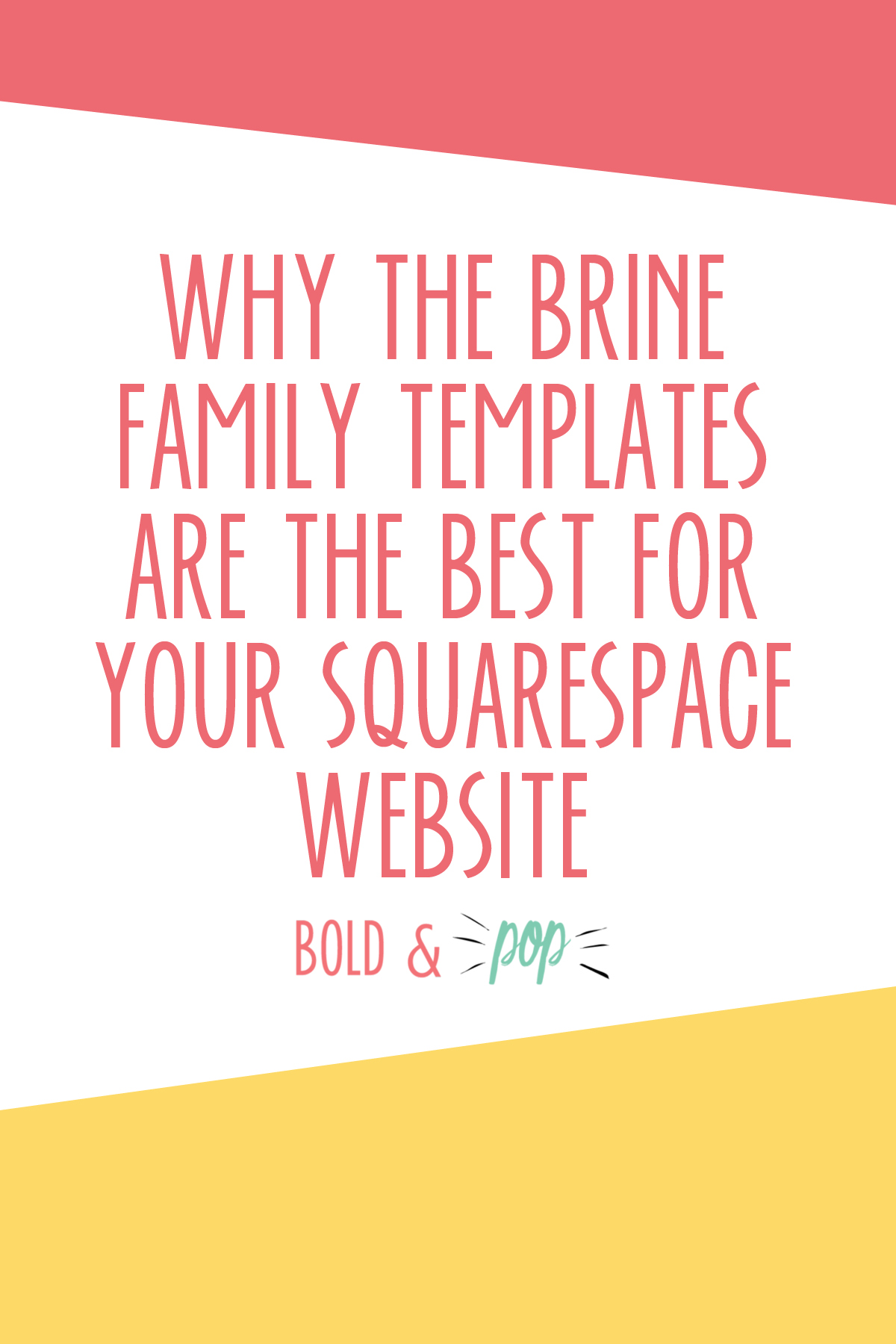 5 Easy Codes To Customize Your Squarespace Site Like A Pro Bold