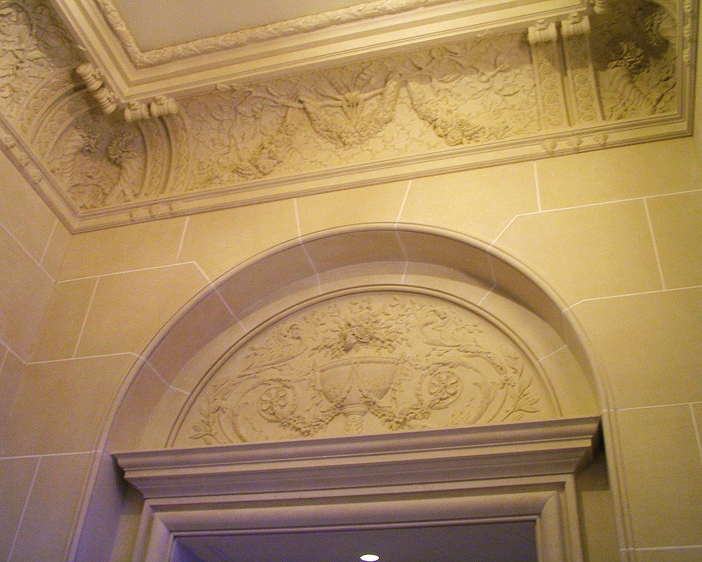Stuc Pierre — Foster Reeve: Architectural and Ornamental Plaster