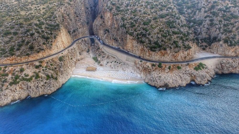 Kaputas Beach, Turkey - By ertugbilgin