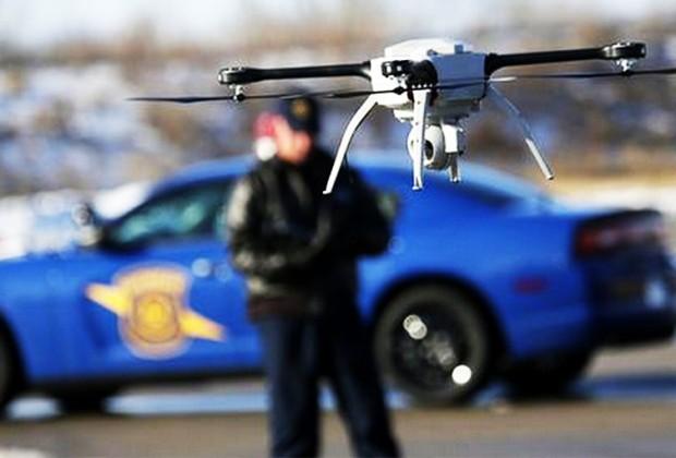 drone cop