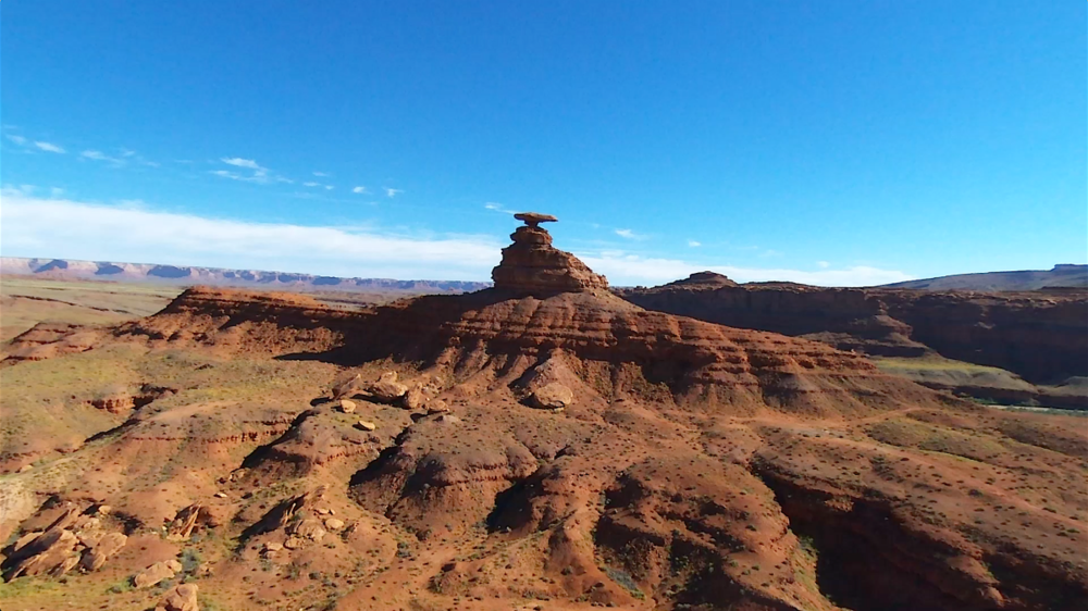 Mexican Hat, Utah - By Anthony Ehret
