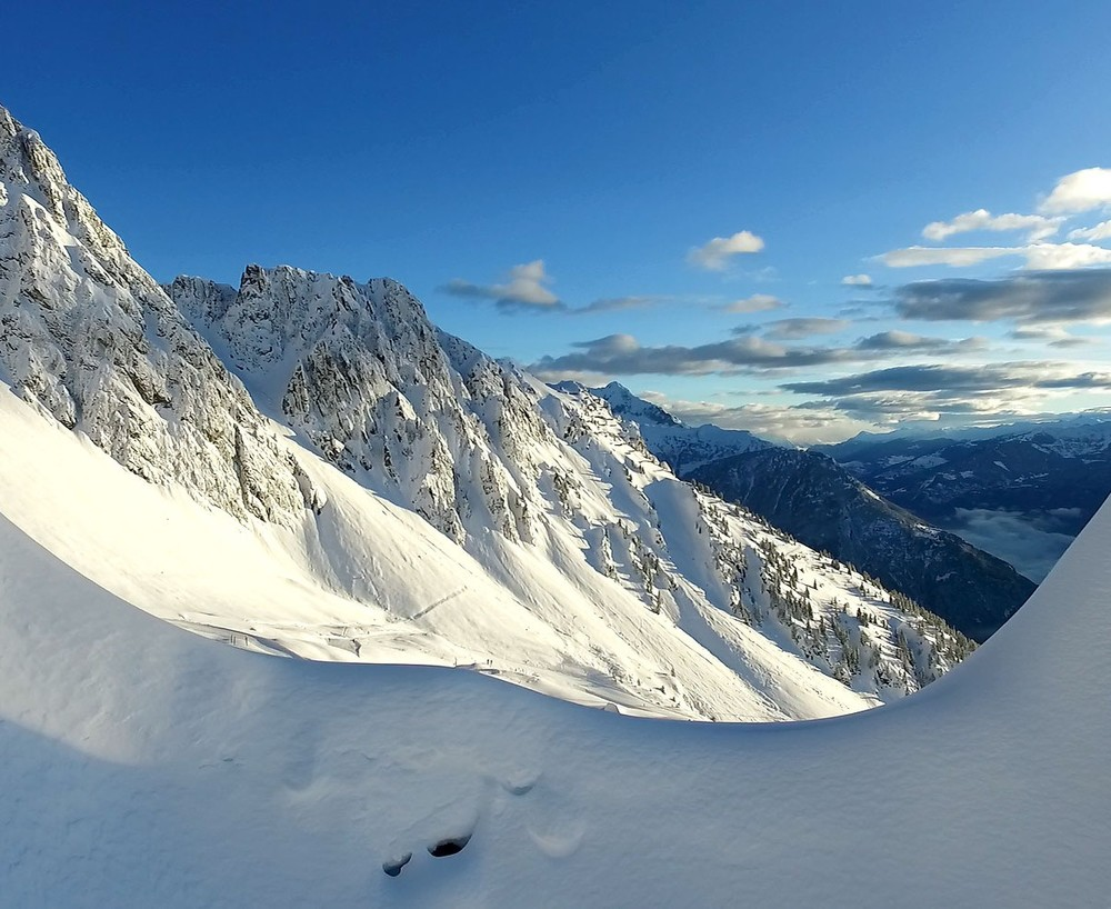 Luisin, Switzerland -By mountaindrone