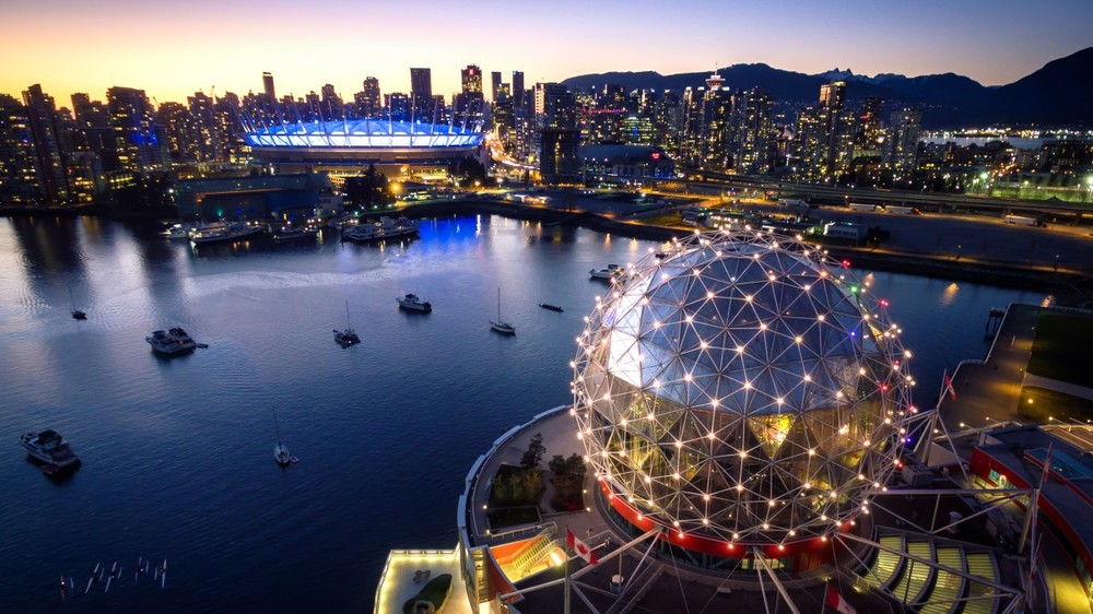 Science World, Vancouver, Canada - By eyecon