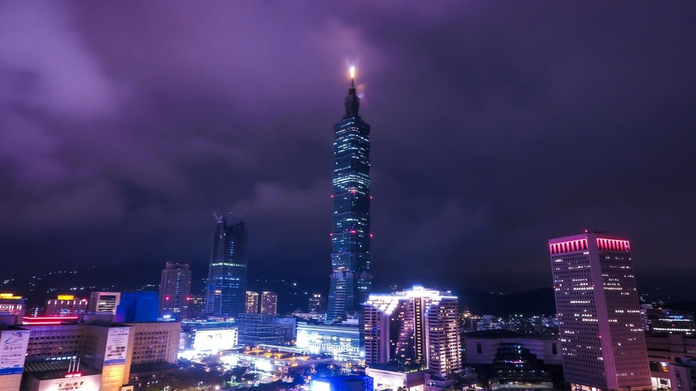 Taipei,Taiwan -By CalTham