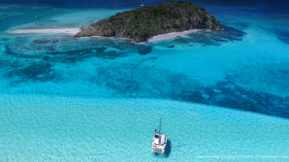 Tobago Cays, St Vincent and the Grenadines - By alex croisiere grenadines