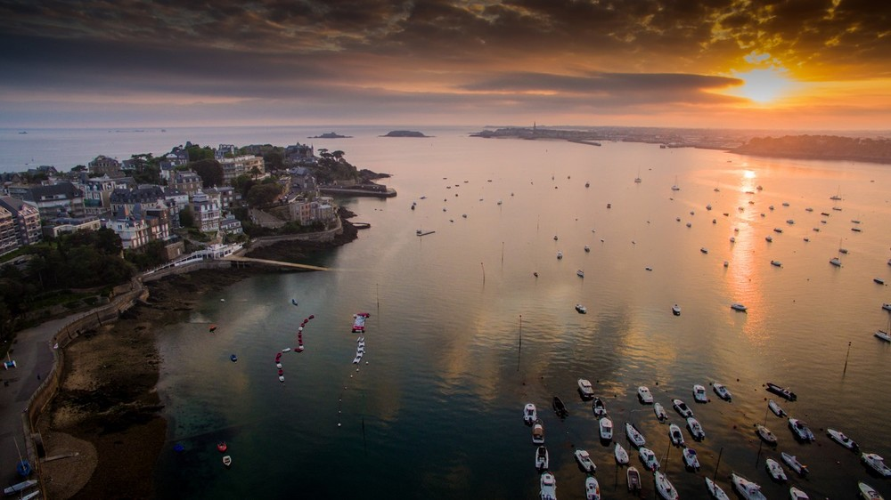 Dinard, Brittany - By wanaiifilms