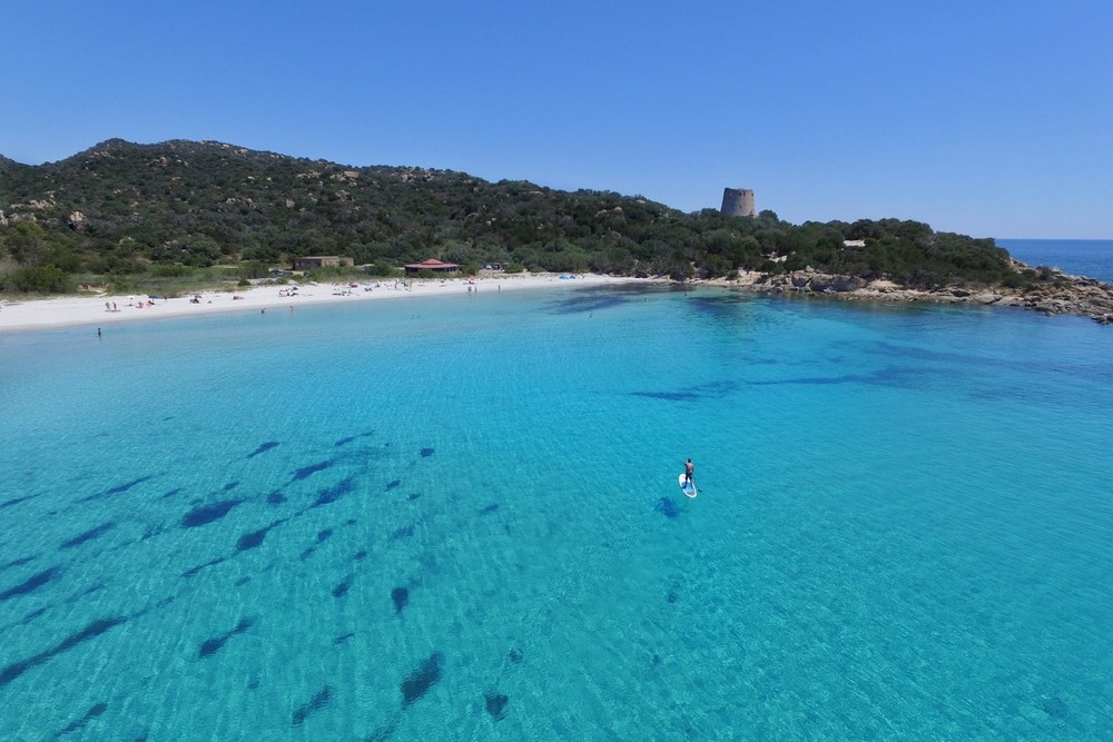 Cala Pira, Cagliari, Sardinia, Italy - By Enrico Travel the world