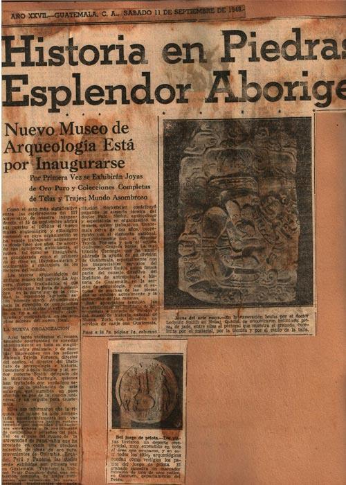 Dr. Adolfo Molina Orantes - Museo de Arqueología - Historia en Esplendor - 1.jpg