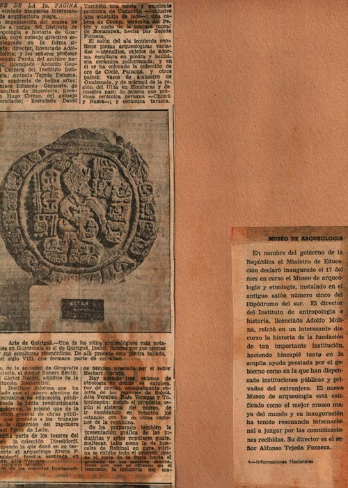 Dr. Adolfo Molina Orantes - Museo de Arqueología - Historia en Esplendor - 2.jpg