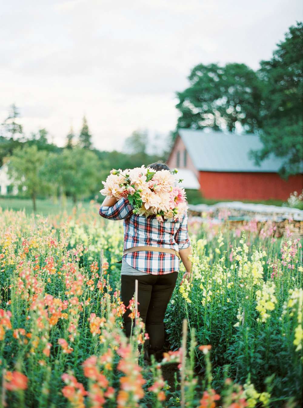 Workshops Tarrnation Flower Farm