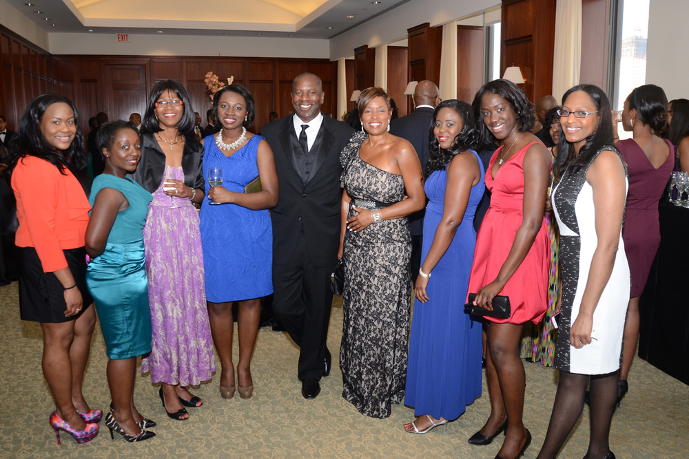 2014 NABA NY GALA, hosted by McGraw Hill Financial