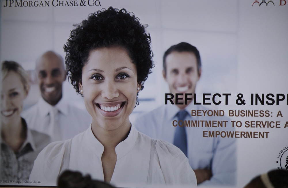 2015 REFLECT & INSPIRE, HOSTED BY JPMORGAN CHASE
