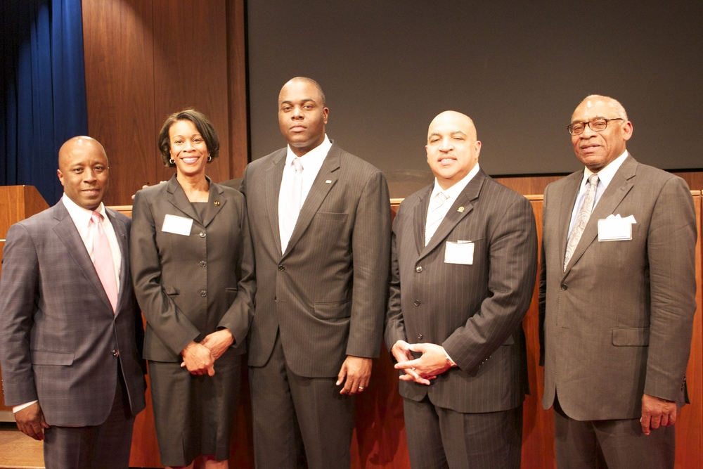 2015 mEN OF NABA, HOSTED BY BANK OF AMERICA