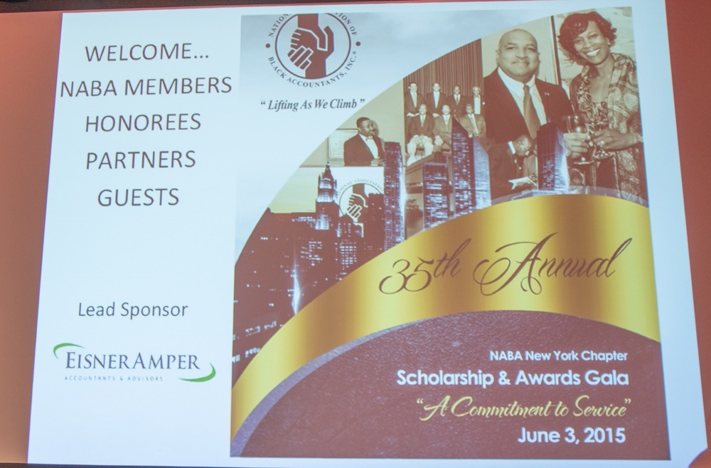 35TH ANNUAL NABA NY SCHOLARSHIP & AWARDS GALA