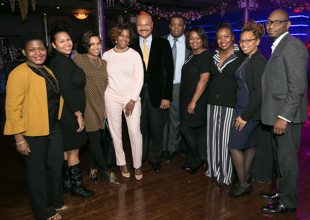 2016 Urban Professionals Mixer – Holiday Party with a Purpose