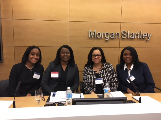 Sixth Annual Women of NABA Forum, hosted by Morgan Stanley