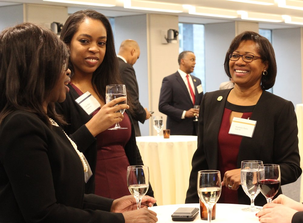 7th Annual Women of NABA Forum, hosted by Morgan Stanley