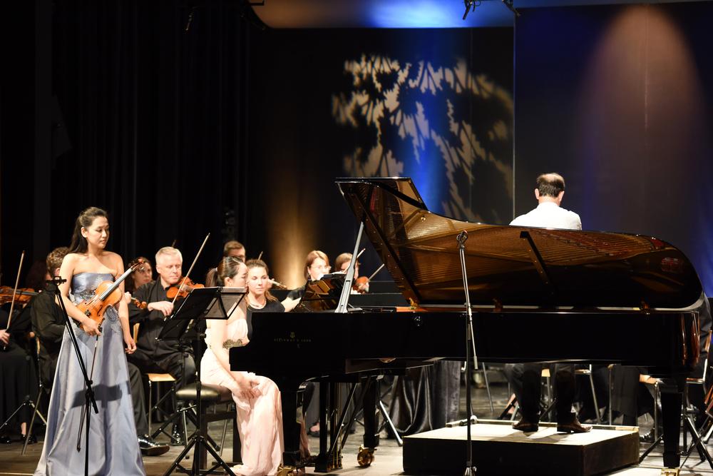 Orchestra de Chambre de Lithuanie in Sion