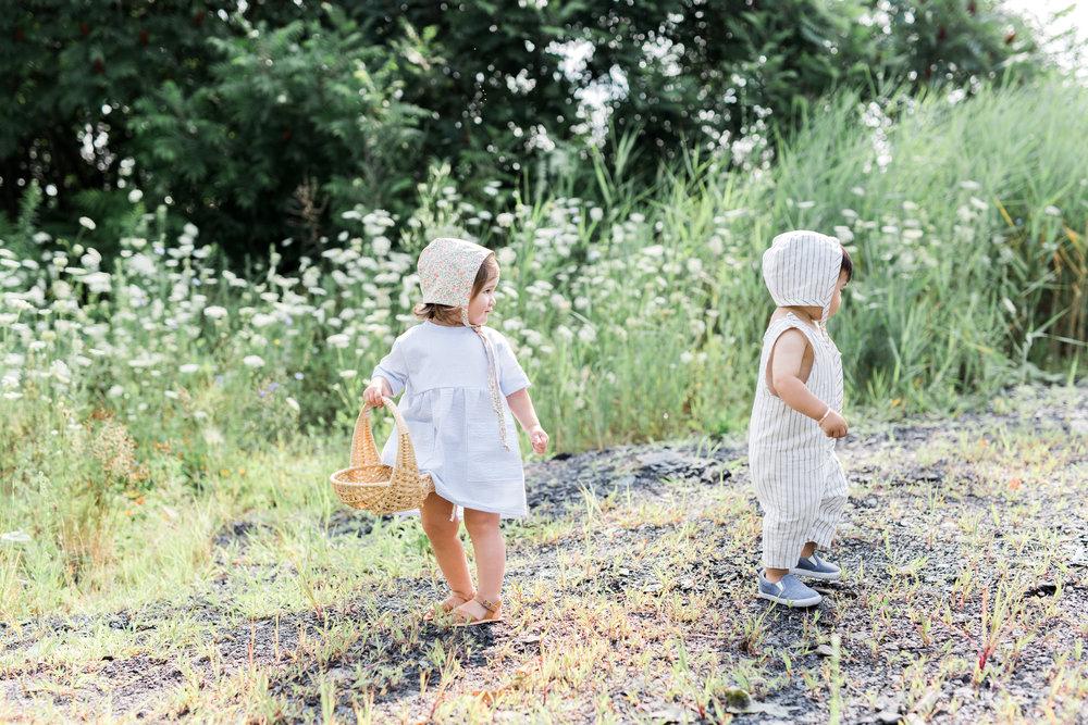 Elza Photographie - Toronto baby photographer - Petite Lou - Mastin Labs - Portra 160