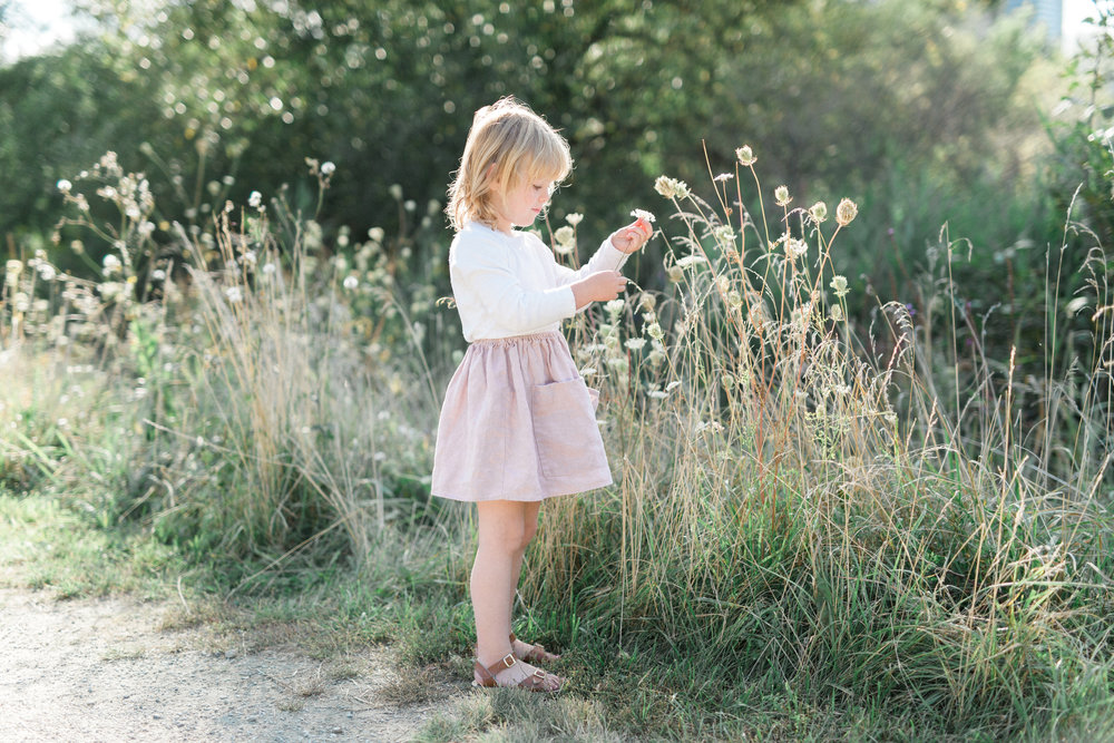 Elza Photographie - Toronto baby photographer - Film and digital - Bright and airy