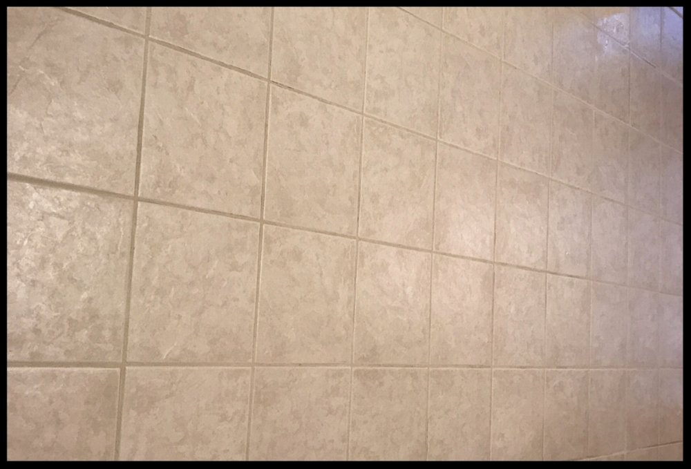 Tile & grout  -