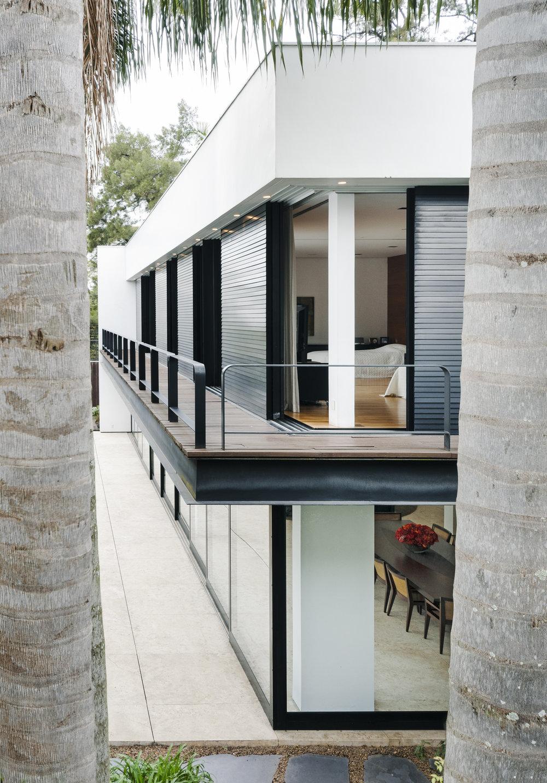 House on Canadá Road, São Paulo