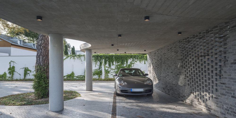 Wirth Architekten, Carport, Berlin