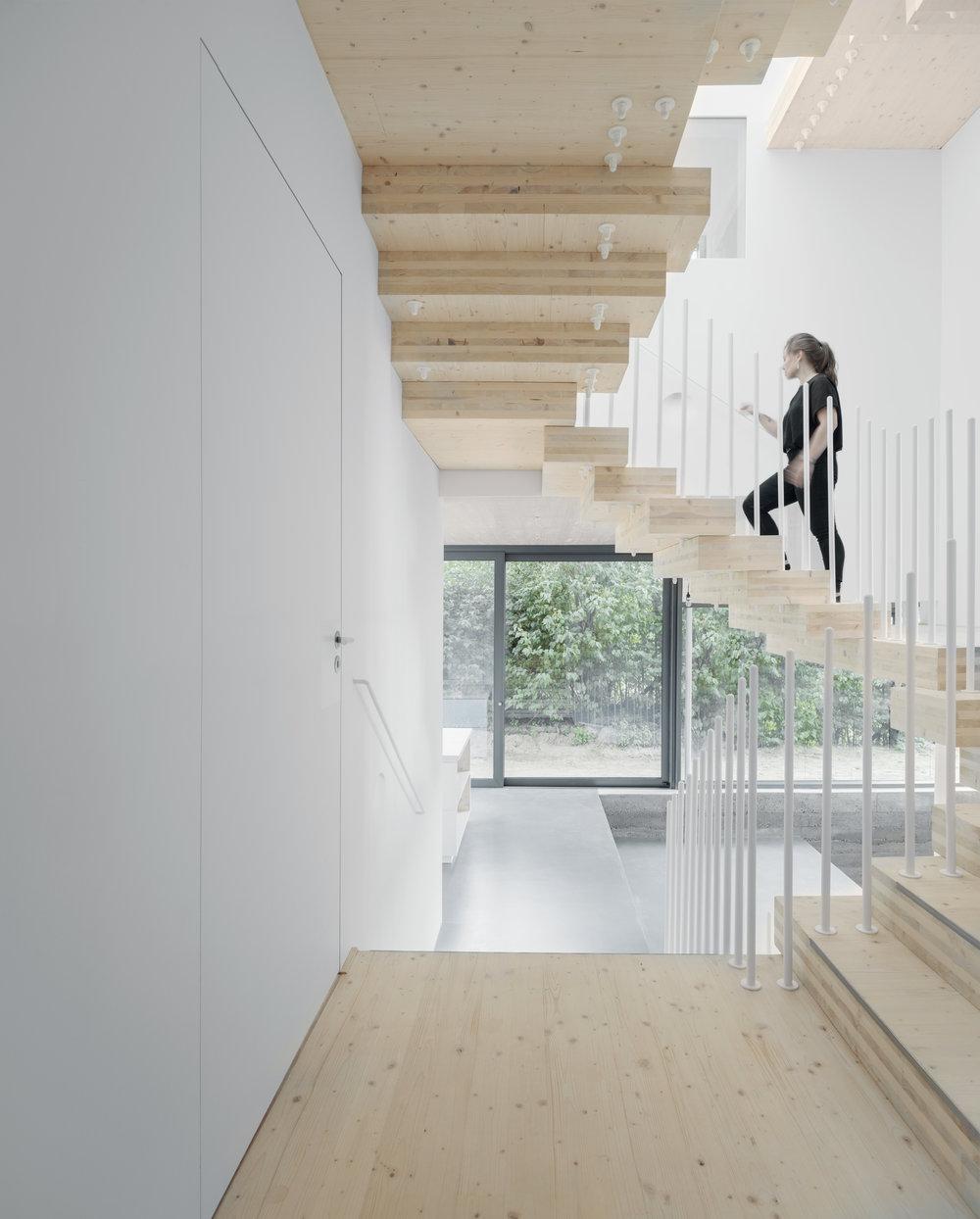 rundzwei Architekten, Korkenzieher Haus, Berlin