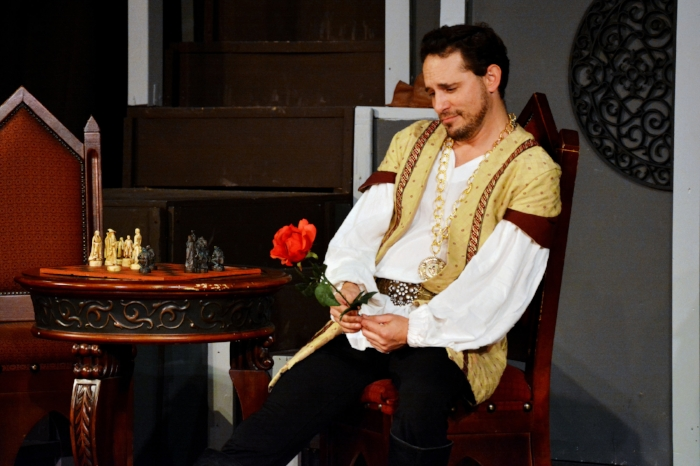 Andrew Cruse as King Arthur.JPG