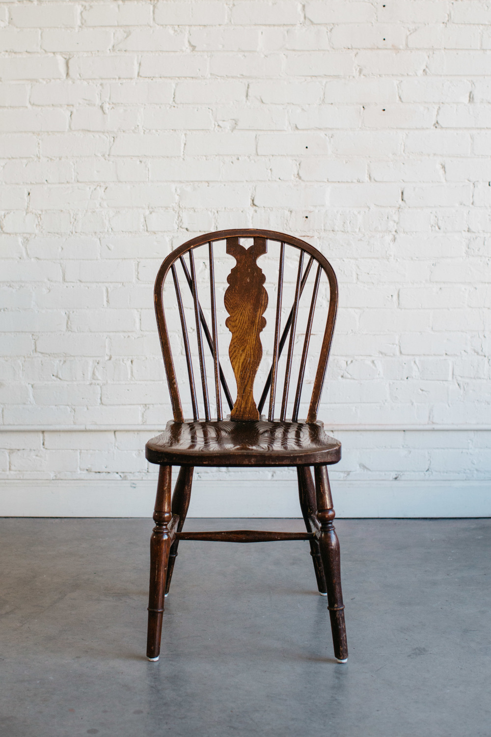 Fiddle Back Windsor Chairs