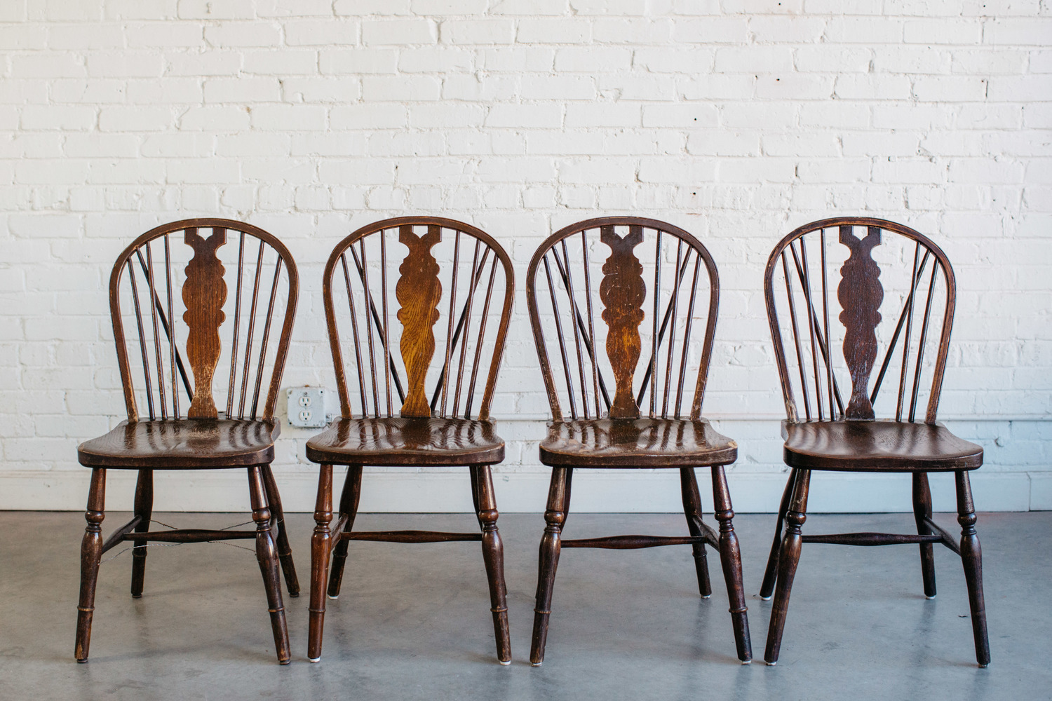 windsor antiques back antique chair wood yew chairs high fine atlas