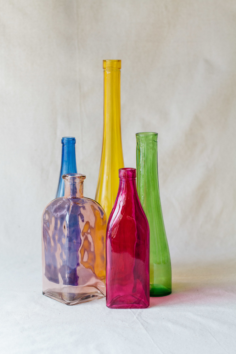 Colored glass bud vases a darling day colored glass bud vases reviewsmspy