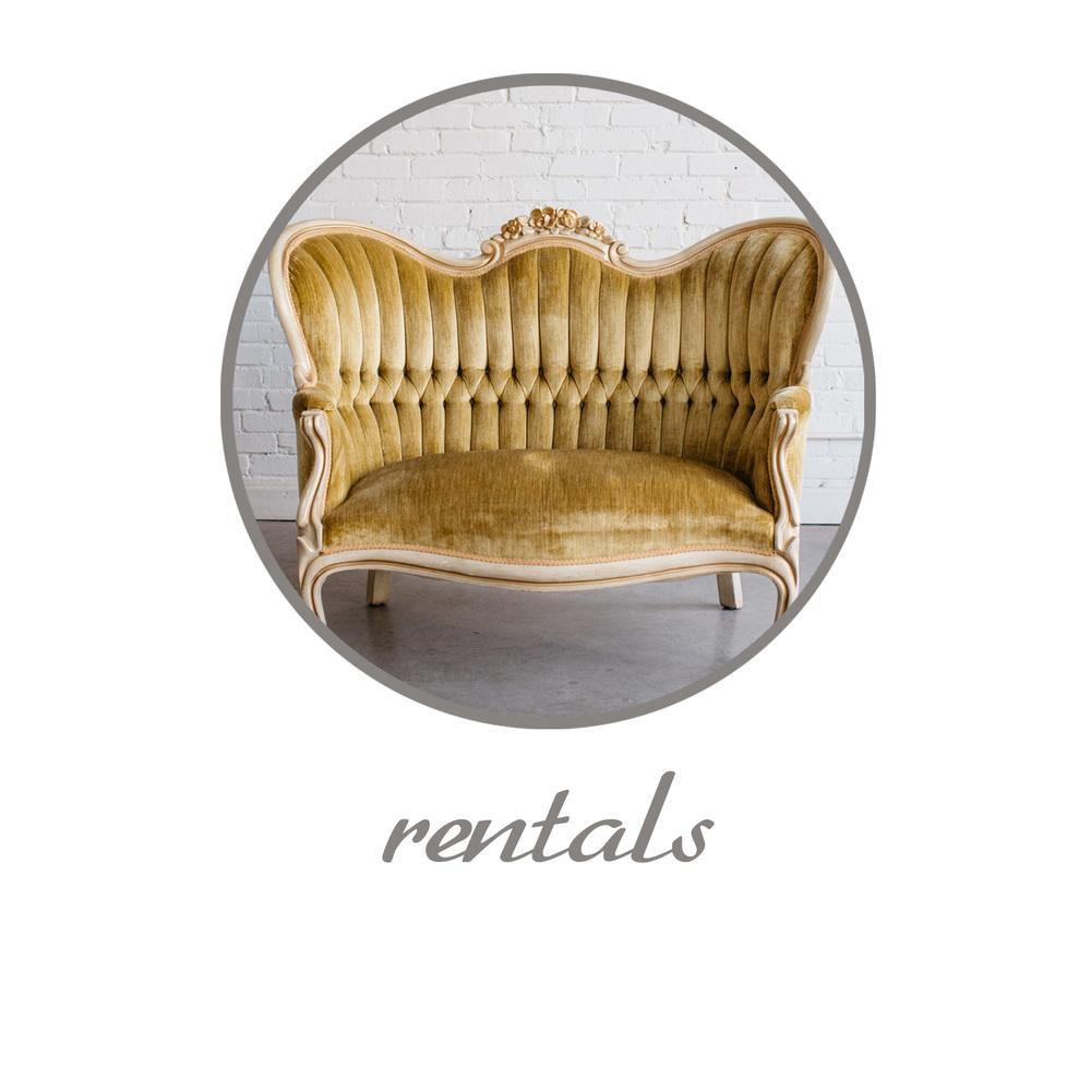 greenville, sc vintage rentals