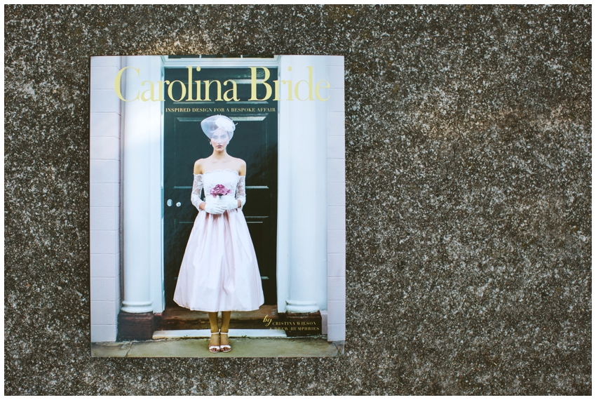 Carolina Bride Book