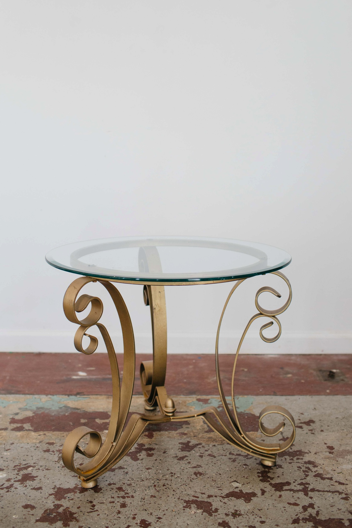 Gold Coffee Table Glass Top.Gold Frame Glass Top Side Table