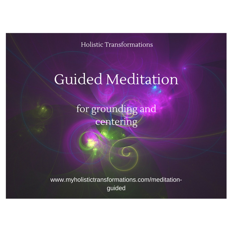 a free guided meditation