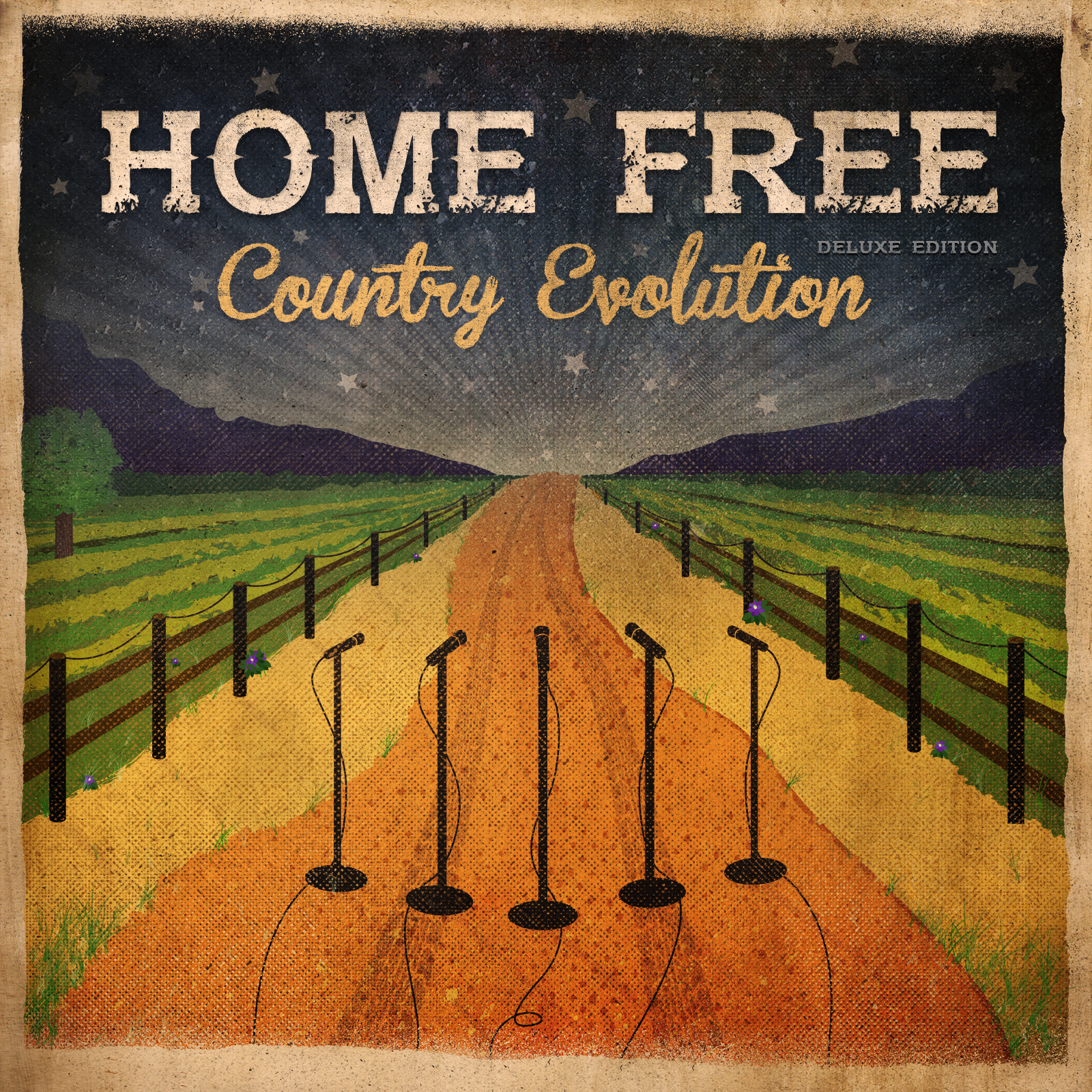 Country Evolution Deluxe Edition Physical Cd Home Free Store