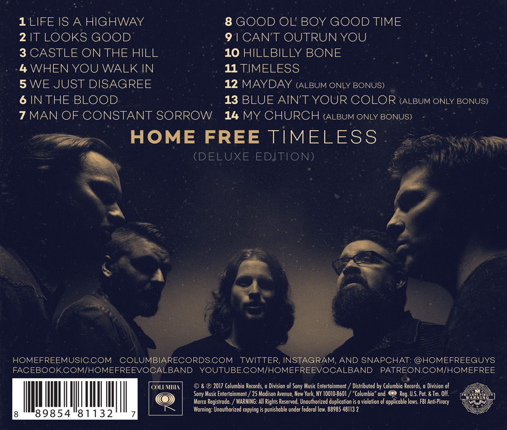 Timeless Deluxe Edition Cd Home Free Store