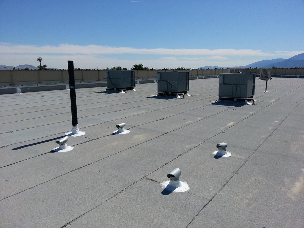 Penetration sealing and coating in Palm Desert, California