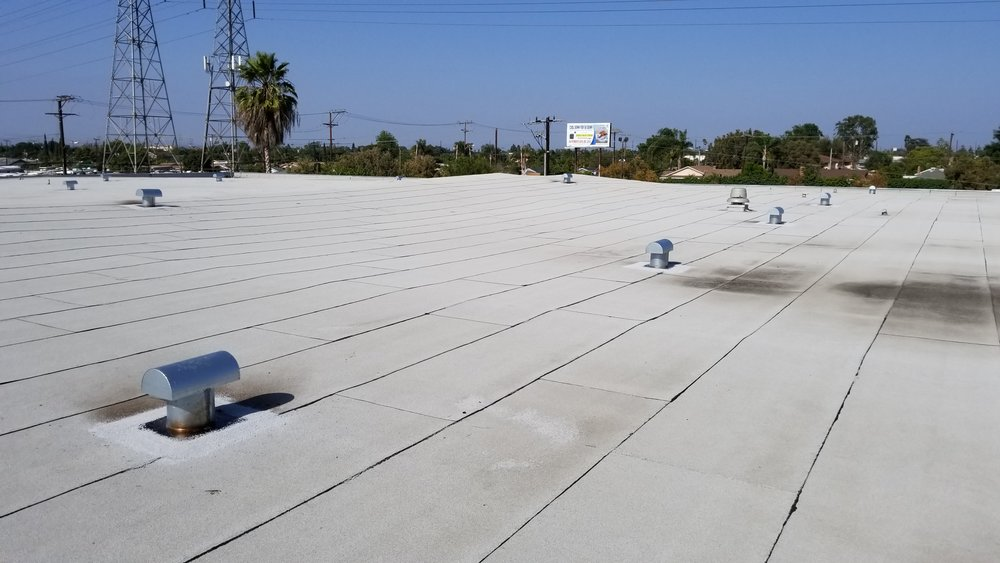 Installation of vents in Garden Grove, California