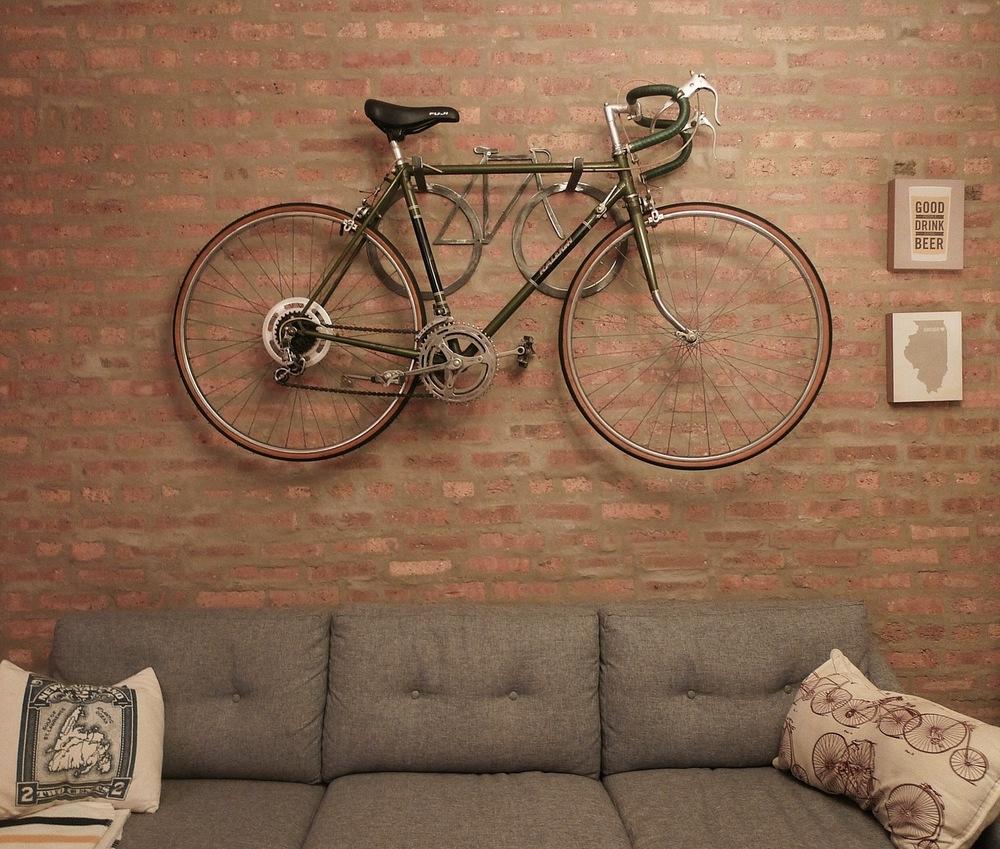 Uptown Bike Rack