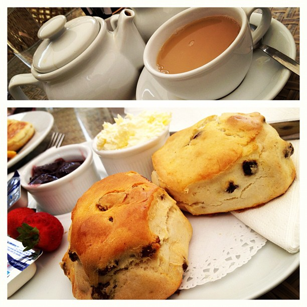 #AFTERNOONTEA at The Chocolate Island #TEAROOM, Isle of Wight #TEAUNIT #TEATEAM #ILOVETEA