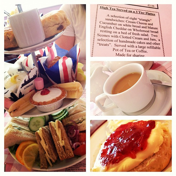 #AFTERNOONTEA for two at Ma Battley's #TEAROOM #ENFIELD #TEAUNIT #TEATEAM #ILOVETEA