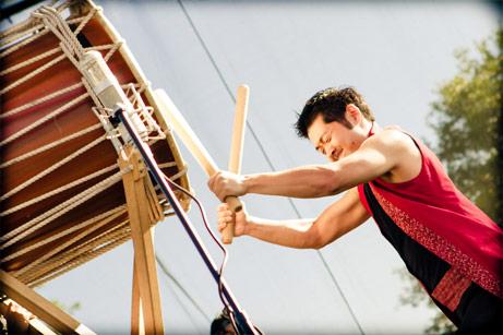Masato Baba at ShastaYama 2012 (photo credit: Karrie Ann Snure)