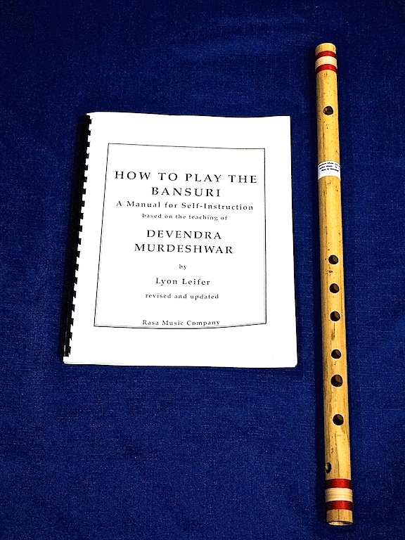 bansuri and method book