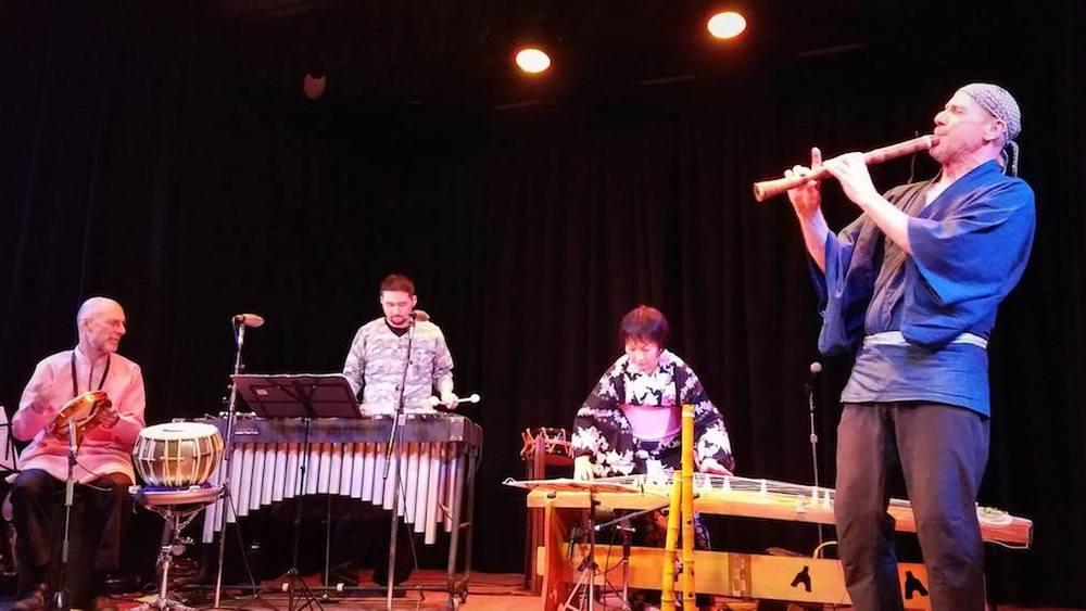 Eien concert with Robbie Belgrade, Shirley Muramoto, John Kaizan Neptune