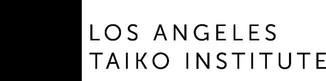 Los Angeles Taiko Institute