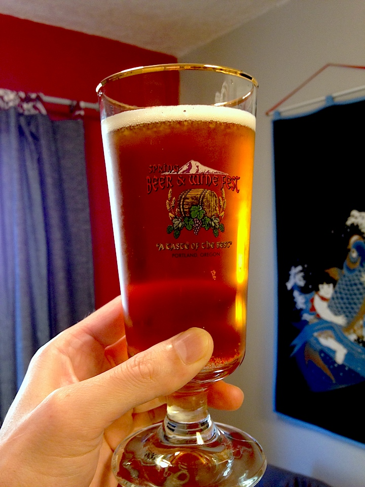 Homebrewed ESB